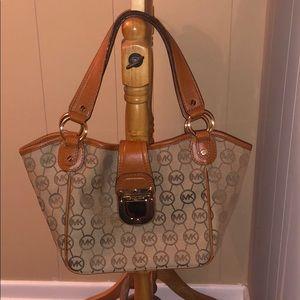 Authentic Michael Kors shoulder purse